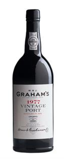 Graham's Port Vintage 1977 750ml
